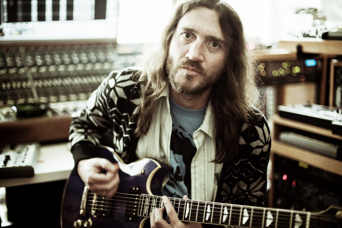 See more photos from the 2012 photo session | John Frusciante ...